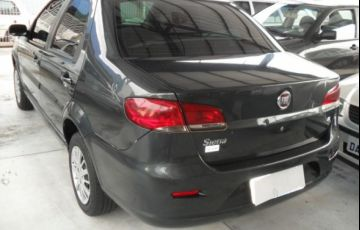 Fiat Siena EL 1.0 Flex - Foto #8