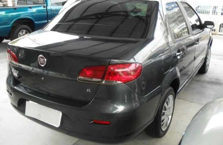 Fiat Siena EL 1.0 Flex - Foto #9