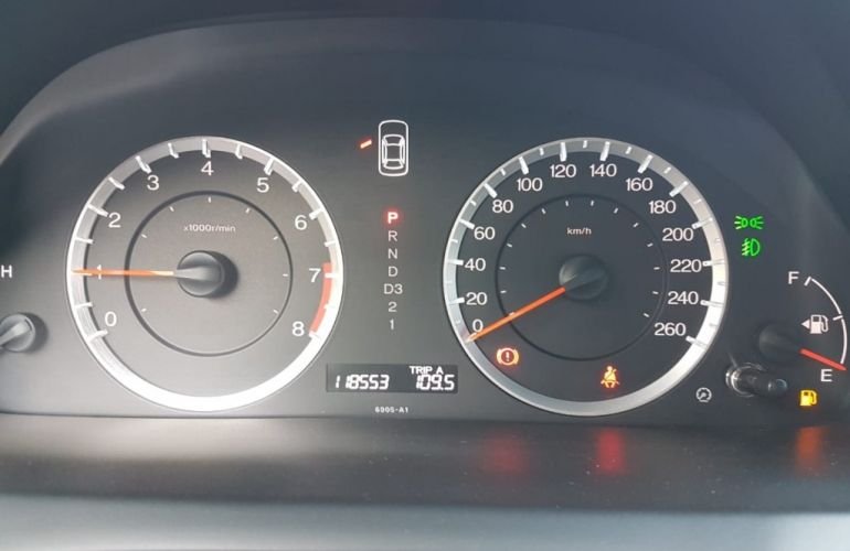 Honda Accord Sedan EX 2.0 16V (aut) - Foto #4