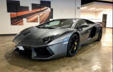 Lamborghini Aventador LP 700-4 6.5 V12