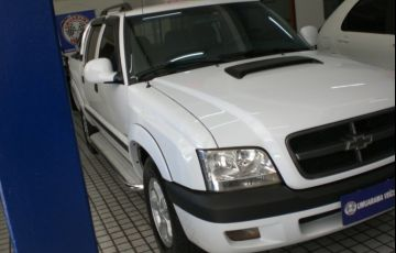 Chevrolet S10 Tornado 4x4 2.8 Turbo Electronic (Cab Dupla) - Foto #1
