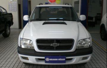 Chevrolet S10 Tornado 4x4 2.8 Turbo Electronic (Cab Dupla) - Foto #2