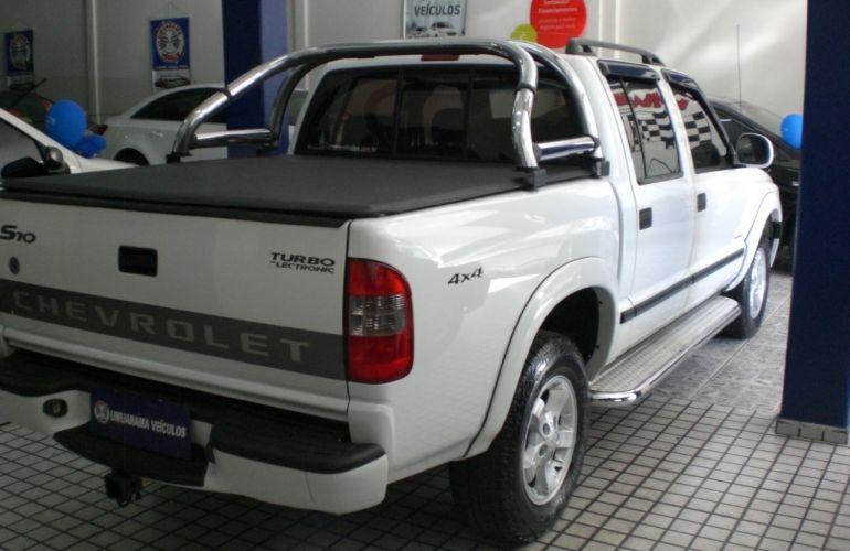 Chevrolet S10 Tornado 4x4 2.8 Turbo Electronic (Cab Dupla) - Foto #6
