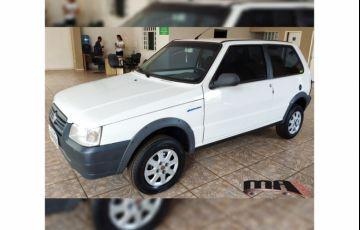 Fiat Uno Mille Fire Economy Way 1.0 (Flex) 2p - Foto #1