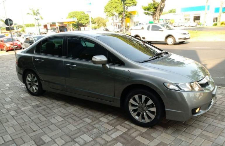 Honda New Civic LXL 1.8 16V (Couro) (Aut) (Flex) - Foto #10