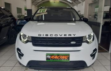 Land Rover Discovery Sport 2.0 Si4 HSE Luxury 4WD