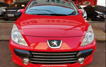 Peugeot 307 Hatch. Feline 2.0 16V (flex)