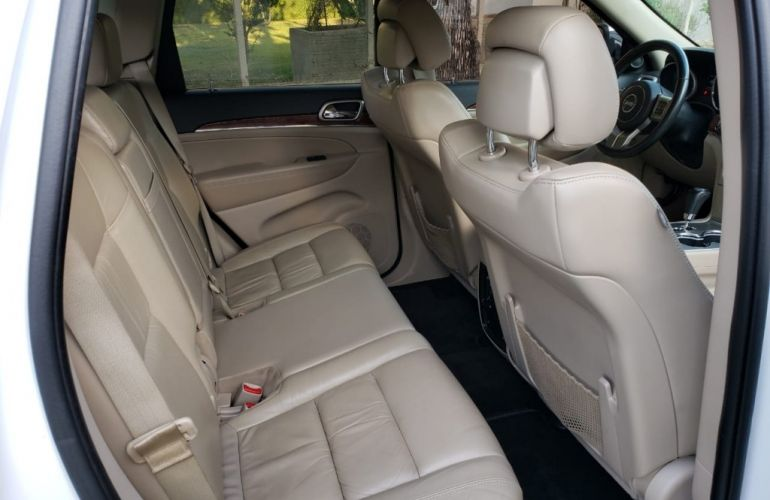 Jeep Grand Cherokee 3.0 CRD V6 Limited - Foto #5