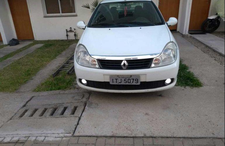 Renault Symbol 1.6 16V Privilège (flex) - Foto #4