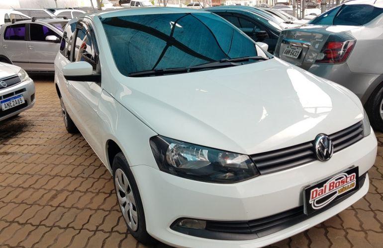 Volkswagen Novo Gol 1.0 TEC (Flex) 2p - Foto #5