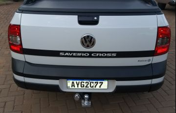 Volkswagen Saveiro Cross 1.6 16v MSI CE (Flex) - Foto #6