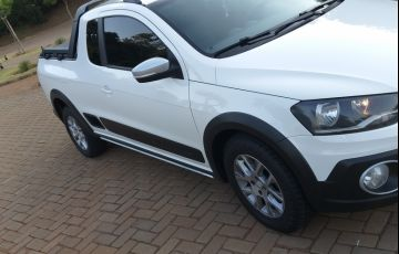Volkswagen Saveiro Cross 1.6 16v MSI CE (Flex) - Foto #7