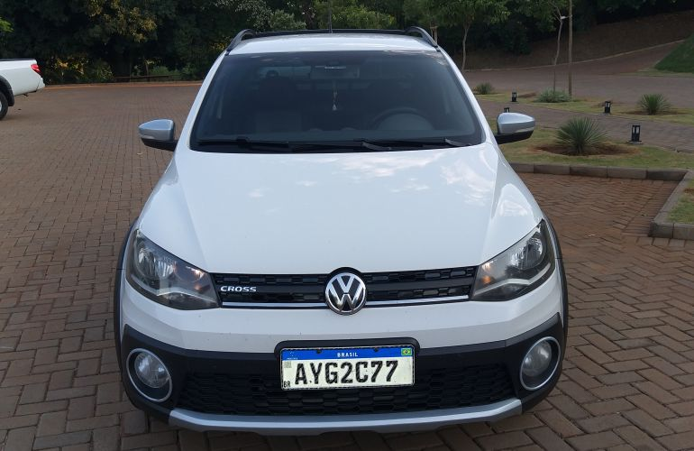 Volkswagen Saveiro Cross 1.6 16v MSI CE (Flex) - Foto #8