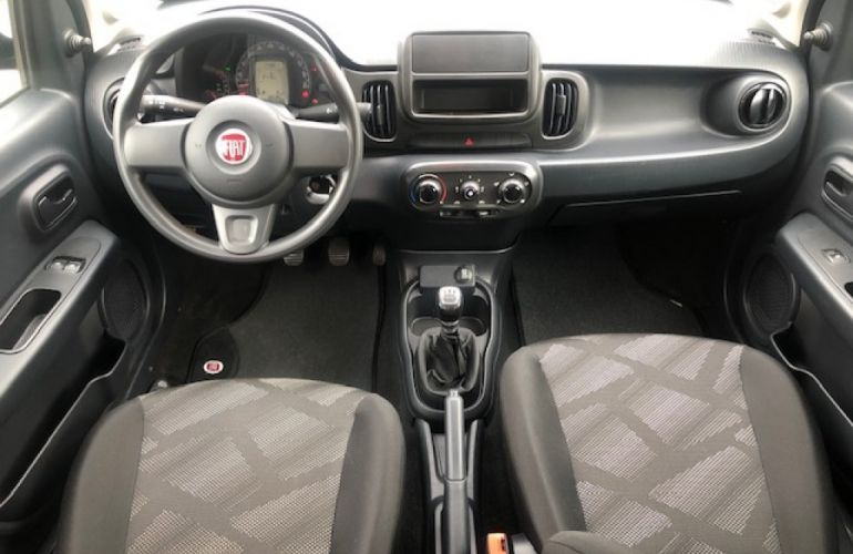 Fiat Mobi Evo Like 1.0 (Flex) - Foto #5