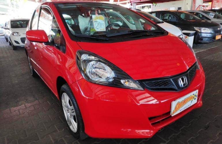 Honda Fit CX 1.4 16v (Flex) (Aut) - Foto #1