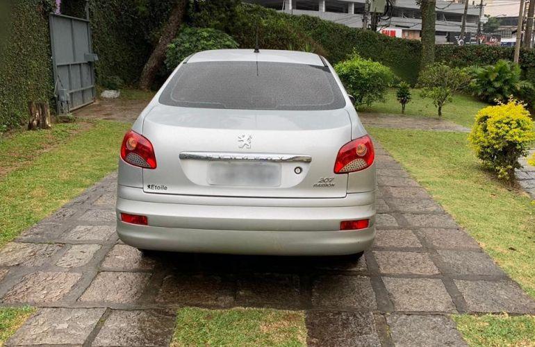 Peugeot 207 Passion Active 1.4 (Flex) - Foto #1
