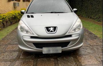 Peugeot 207 Passion Active 1.4 (Flex) - Foto #2