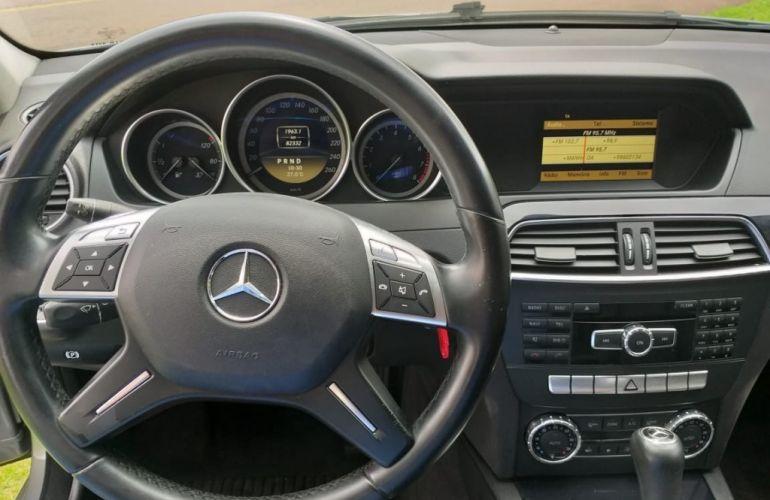 Mercedes-Benz C 180 1.6 CGI Turbo - Foto #7