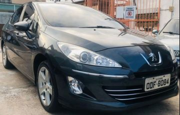 Peugeot 408 Griffe 2.0 16V (aut) (Flex)