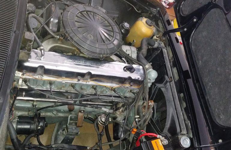 Chevrolet Opala Sedan Comodoro SLE 4.1 - Foto #9