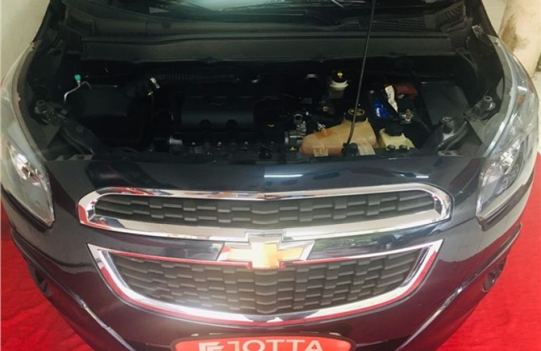 Chevrolet Spin 1.8 LTZ 8V Flex 4p Automático - Foto #6