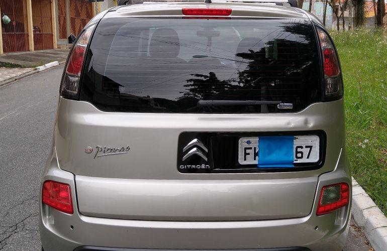 Citroën C3 Picasso Exclusive BVA 1.6 VTI (Flex) (Aut) - Foto #1