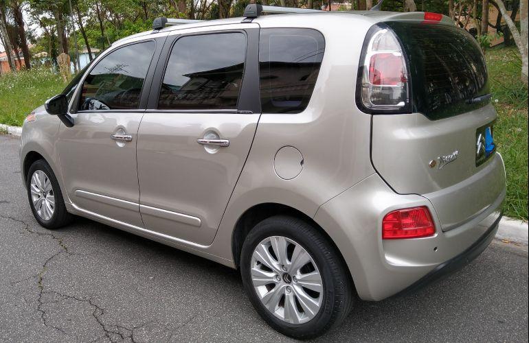 Citroën C3 Picasso Exclusive BVA 1.6 VTI (Flex) (Aut) - Foto #4