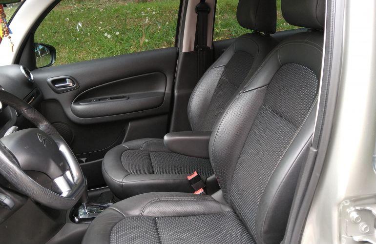 Citroën C3 Picasso Exclusive BVA 1.6 VTI (Flex) (Aut) - Foto #9