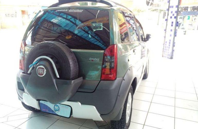 Fiat Idea Adventure 1.8 16V Flex - Foto #2