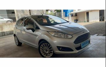 Ford New Fiesta Titanium 1.6 16V - Foto #3