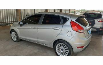 Ford New Fiesta Titanium 1.6 16V - Foto #4