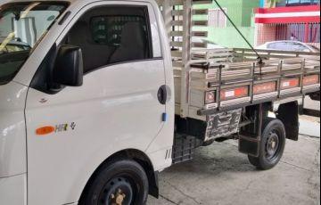 Hyundai HR Longo 4x2 Sem Caçamba 2.5 Turbo Intercooler 16V - Foto #4