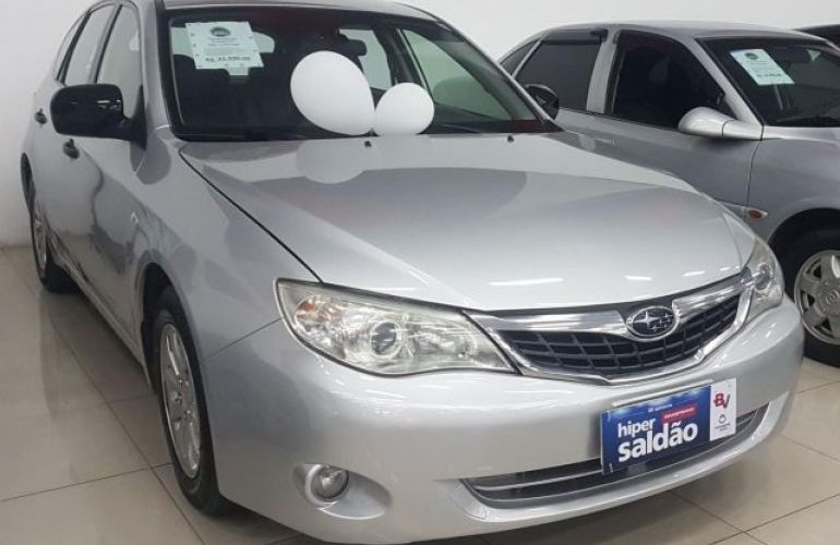 Subaru Impreza 4X4 1.5 16V - Foto #3