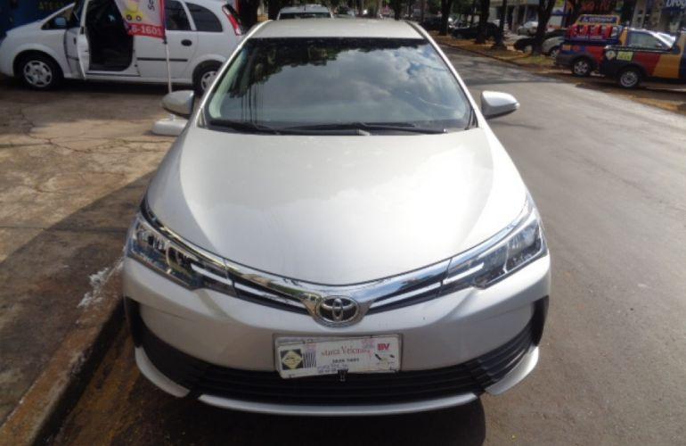 Toyota Corolla Sedan GLi 1.8 16V (flex) (aut) - Foto #1