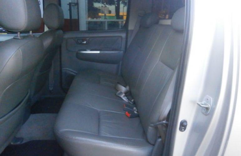 Toyota Hilux SRV 4X4 3.0 (cab dupla) (aut) - Foto #5