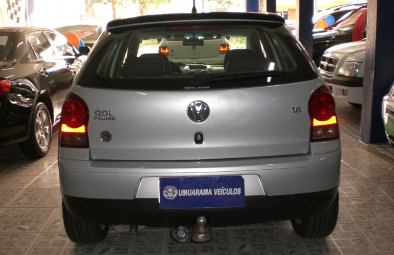 Volkswagen Gol Power 1.6 (G4) (Flex) - Foto #5