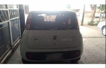 Fiat Uno Vivace 1.0 8V (Flex) 4p - Foto #8