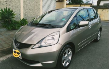 Honda New Fit LXL 1.4 (flex) (aut)