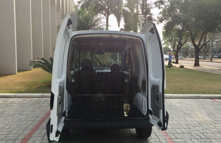 Renault Kangoo Express 1.6 16V (Flex) - Foto #9