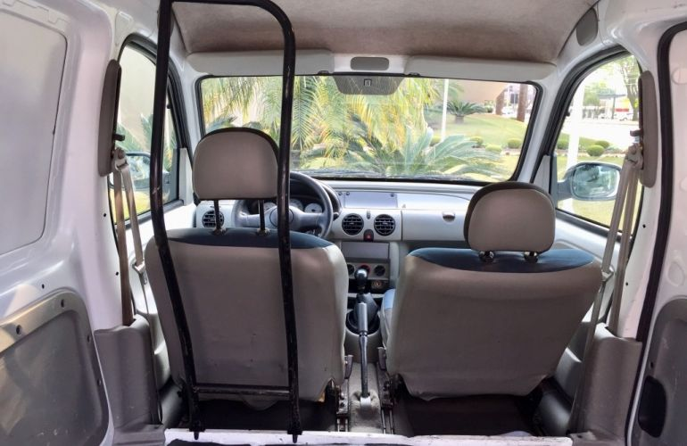 Renault Kangoo Express 1.6 16V (Flex) - Foto #10
