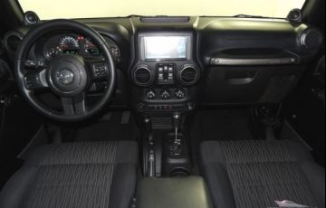 Jeep Wrangler Sport Unlimited 4X4 Capota Dupla 3.6 V6 - Foto #5