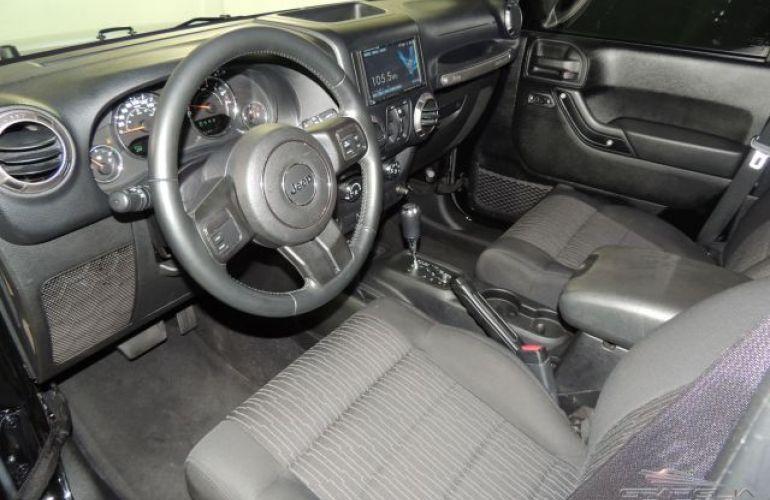 Jeep Wrangler Sport Unlimited 4X4 Capota Dupla 3.6 V6 - Foto #6