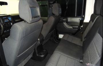 Jeep Wrangler Sport Unlimited 4X4 Capota Dupla 3.6 V6 - Foto #8