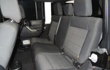 Jeep Wrangler Sport Unlimited 4X4 Capota Dupla 3.6 V6 - Foto #9