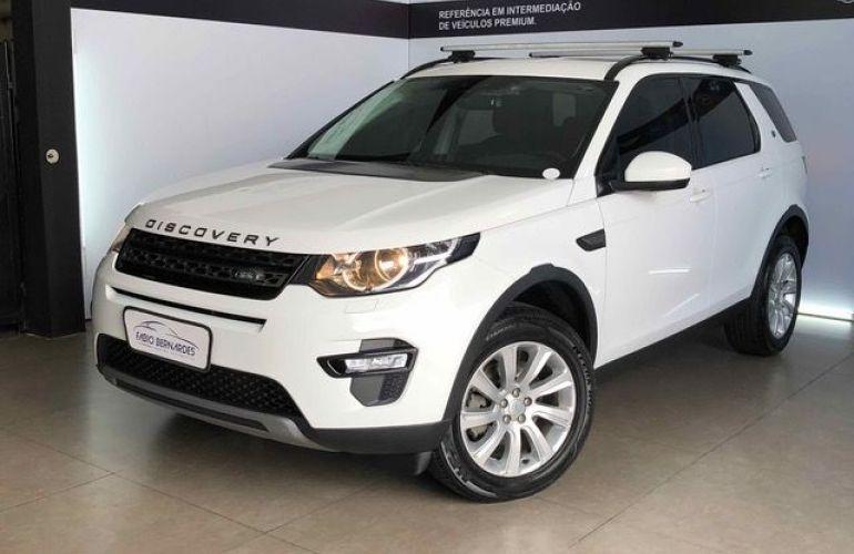 Land Rover Discovery Sport SE 2.0 16V - Foto #4