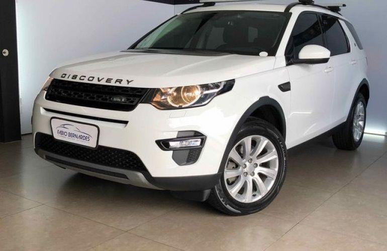 Land Rover Discovery Sport SE 2.0 16V - Foto #5