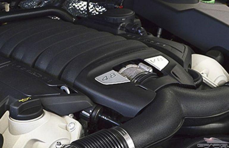 Porsche Cayenne S 4X4 4.8 V8 32V - Foto #7
