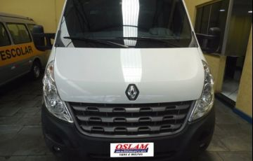 Renault Master Chassi Cabine L2H1 2.3 dCi - Foto #2