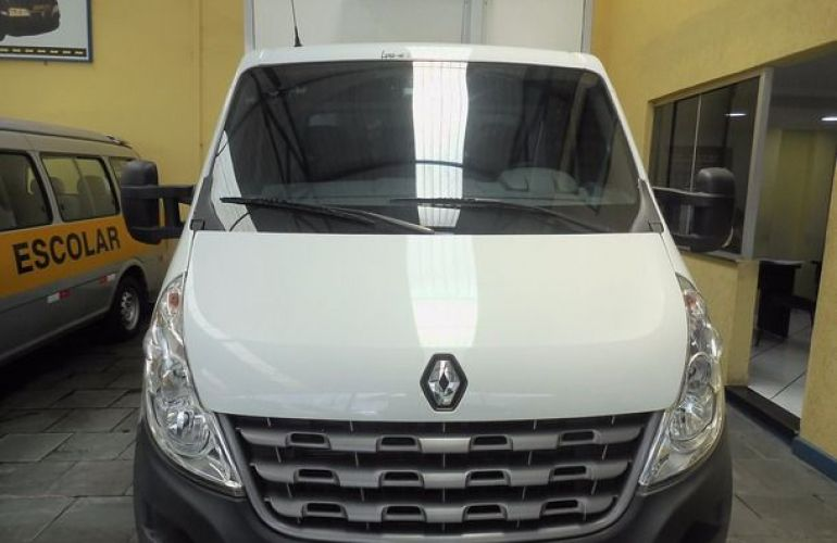 Renault Master Chassi Cabine L2H1 2.3 dCi - Foto #10