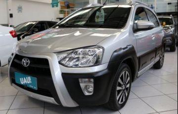 Toyota Etios Cross 1.5 16V DOHC Flex